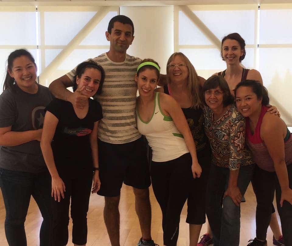 personal training Brooklyn session